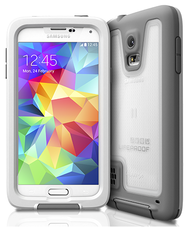 half off 1ffb4 2f7c2 LifeProof Frē Case for the Galaxy S5 - LifeProof - BRANDS